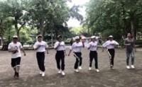 最美丽的乡村爱情!夫妻在广东清远跳舞与抗击疾病