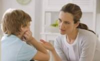 父母教育孩子不要旧事重提