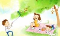 从小培养孩子的道德和思想教育,是一个家庭长盛不衰的道理